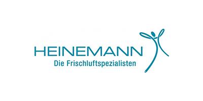 Heinemann GmbH Frischluftspezialisten Logo