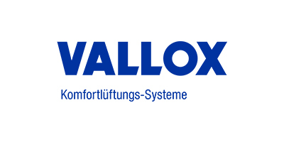 Vallox Komfortlüftungssysteme Logo