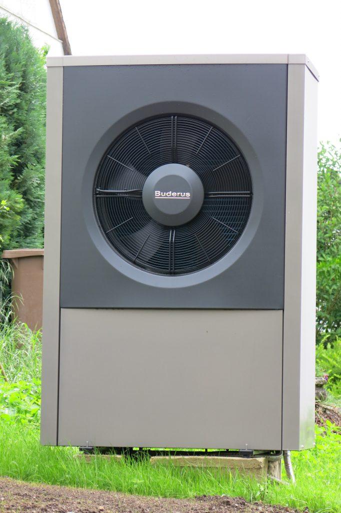 Luftwärmepumpe Außengerät